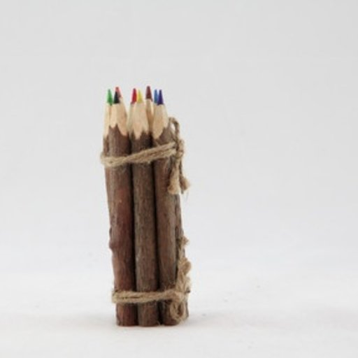 CONTINUUM GAMES NATURAL TWIG COLORED PENCILS