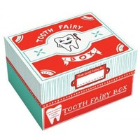 CHRONICLE BOOKS TOOTH FAIRY BOX
