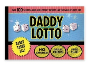 CHRONICLE BOOKS DADDY LOTTO