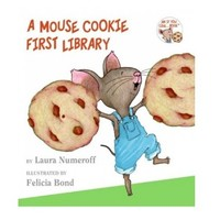 HARPER COLLINS PUBLISHERS A MOUSE COOKIE FIRST LIBRARY