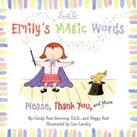 HARPER COLLINS PUBLISHERS EMILY'S MAGIC WORDS