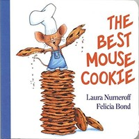 HARPER COLLINS PUBLISHERS THE BEST MOUSE COOKIE