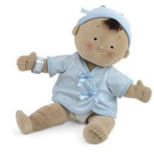 NORTH AMERICAN BEAR COMPANY ROSY CHEEKS BOY TAN
