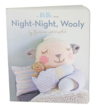 BLABLA BLA BLA NIGHT-NIGHT WOOLY BOOK