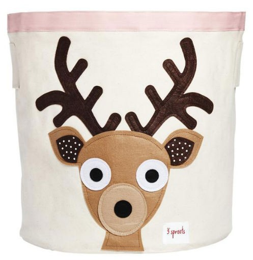 3 SPROUTS 3 SPROUTS DEER STORAGE BIN