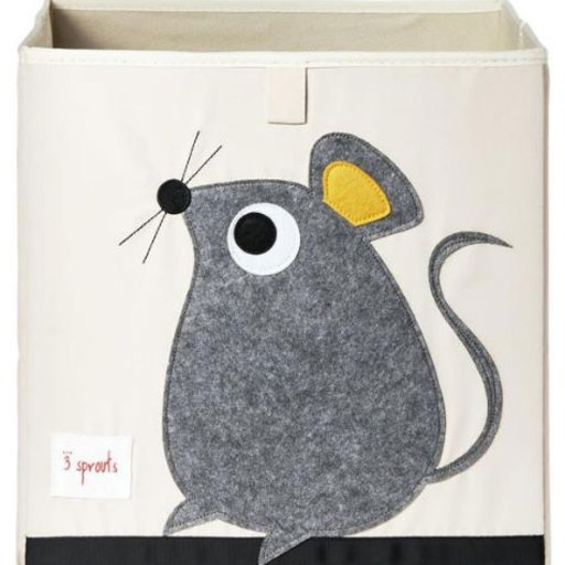 3 SPROUTS 3 SPROUTS MOUSE STORAGE BOX