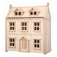 PLAN TOYS, INC. VICTORIAN DOLLHOUSE
