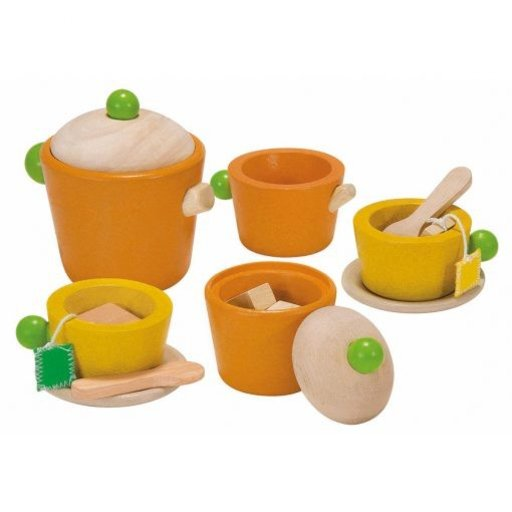 PLAN TOYS, INC. TEA SET