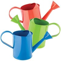 TOYSMITH METAL WATERING CAN