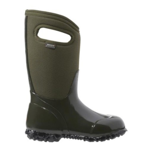 BOGS DURHAM SOLID INSULATED RAINBOOTS