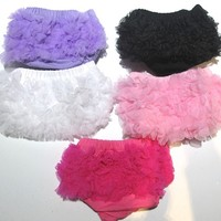 COUTURE CLIPS BABY TULLE BLOOMER