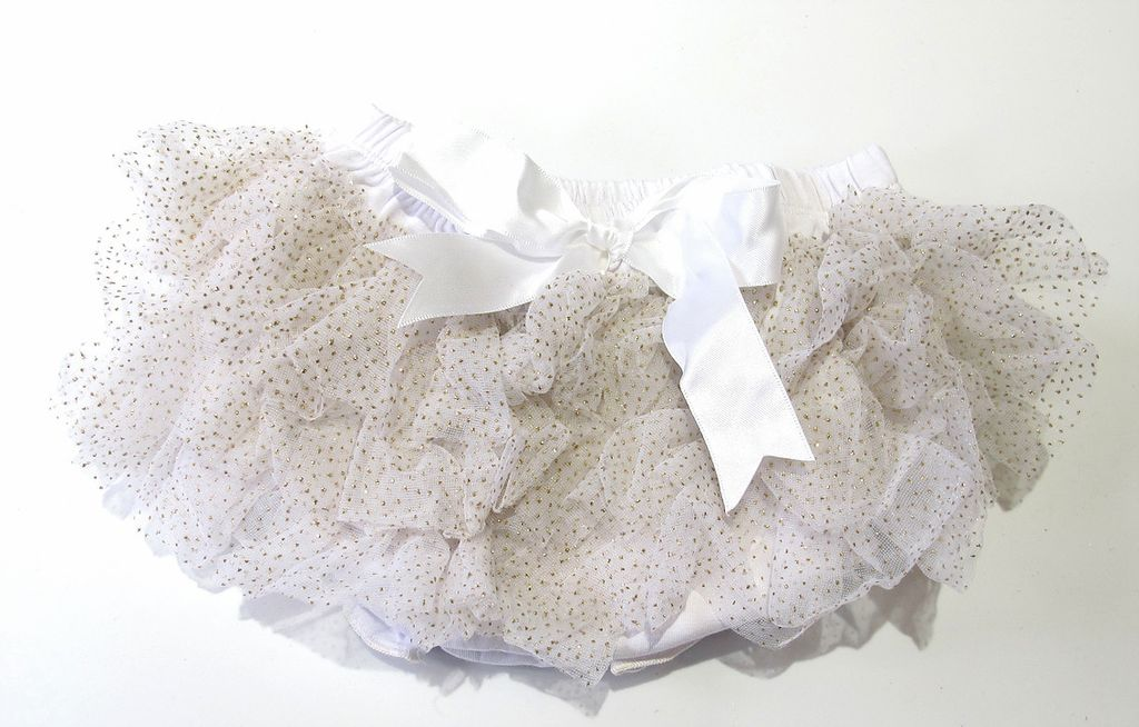 COUTURE CLIPS BABY TUTU BLOOMER