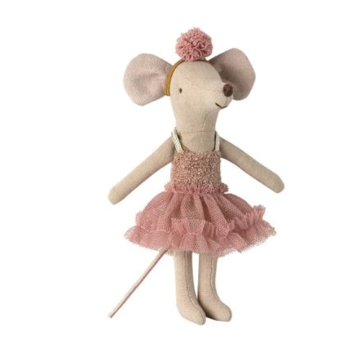 MAILEG DANCE CLOTHES FOR MOUSE - MIRA BELLE