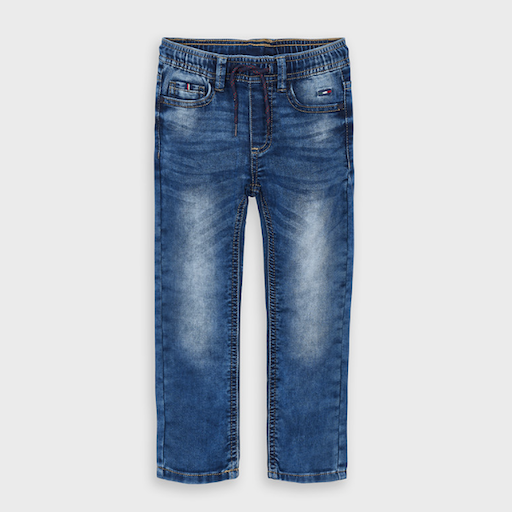 MAYORAL USA SOFT DENIM PANTS