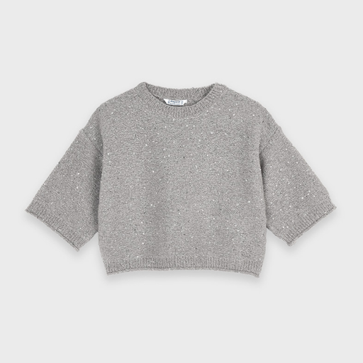 MAYORAL USA SEQUINS SWEATER