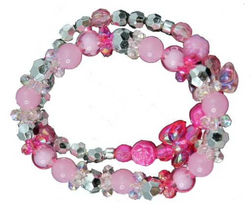 CREATIVE EDUCATION OF CANADA SPARKLY MULTI COLOR BRACELET