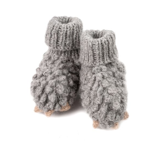 LEXI KY HEDGEHOG BOOTIES