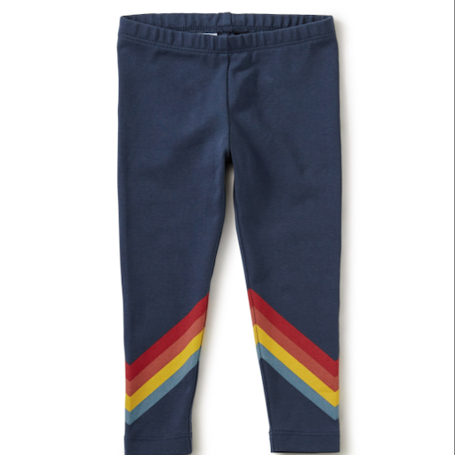 TEA RAINBOW GRAPHIC BABY LEGGING