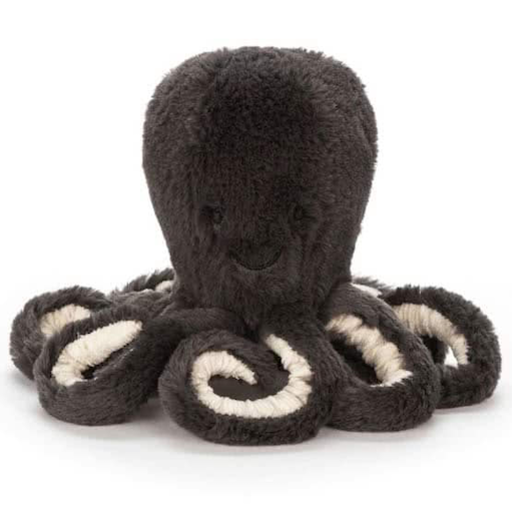 "JELLYCAT INC LITTLE INKY 12"" OCTOPUS"