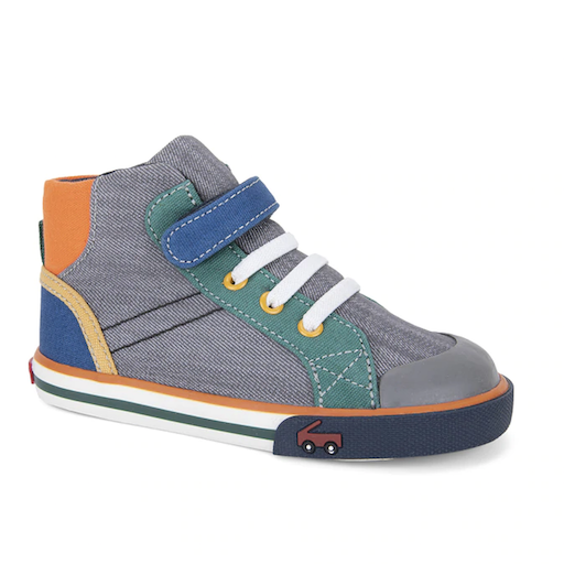 SEE KAI RUN DANE HIGH TOP SNEAKER