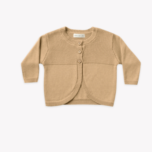 QUINCY MAE ORGANIC SWEATER KNIT CARDIGAN