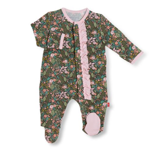 MAGNIFICENT BABY HARLOW MODAL MAGNETIC FOOTIE