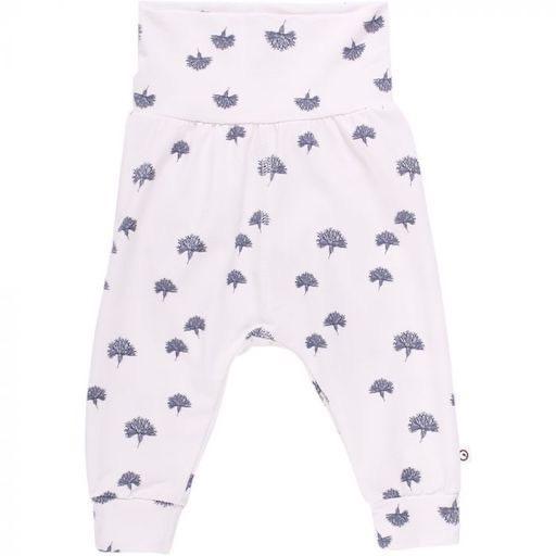 MUSLI DANDELION PRINT BABY PANTS