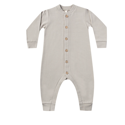 QUINCY MAE ORGANIC FLEECE JUMPSUIT