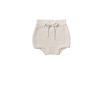 QUINCY MAE ORGANIC SWEATER KNIT TIE BLOOMER