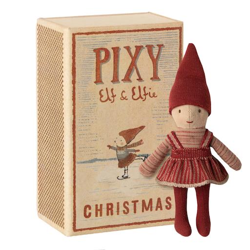 MAILEG PIXY ELFIE IN BOX