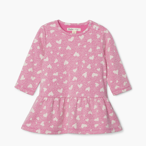 HATLEY QUILTED HEARTS BABY FLOUNCE SKIRT DRESS