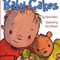 SIMON & SCHUSTER BABY CAKES BOARD BOOK