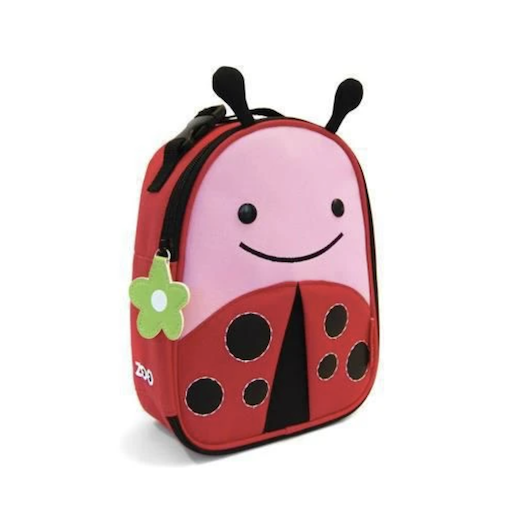 SKIP HOP LADYBUG INSULATED LUNCH BOX