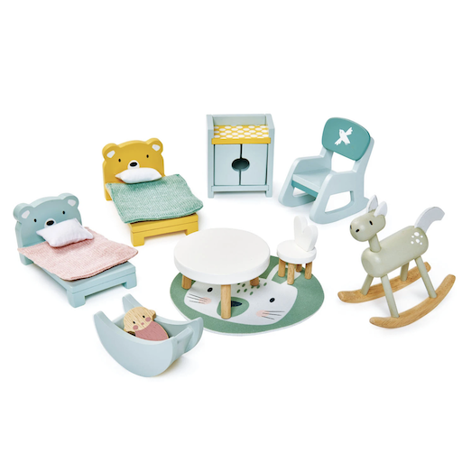 TENDER LEAF TOYS CHILDREN'S ROOM SET