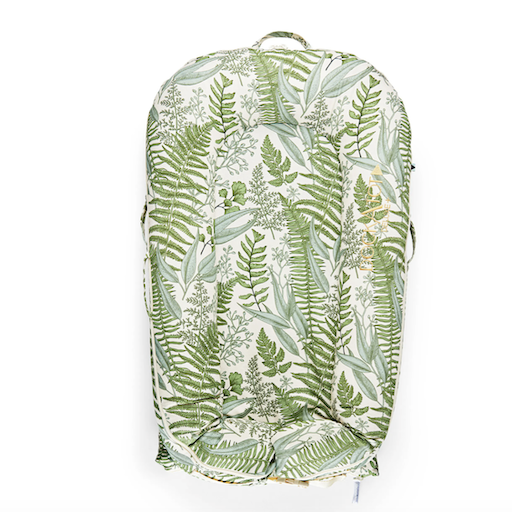 DOCK A TOT DELUXE PLUS SPARE COVER-LUSH AND FERN