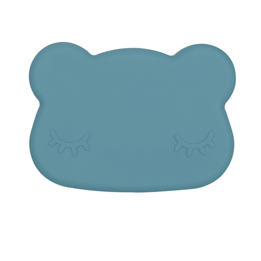 WE MIGHT BE TINY BEAR SNACKIE IN DUSK BLUE