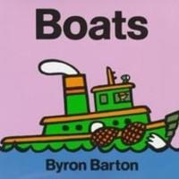HARPER COLLINS PUBLISHERS BOATS BOARD BOOK