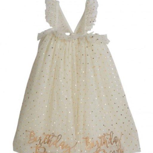 MUD PIE BIRTHDAY PRINCESS DRESS