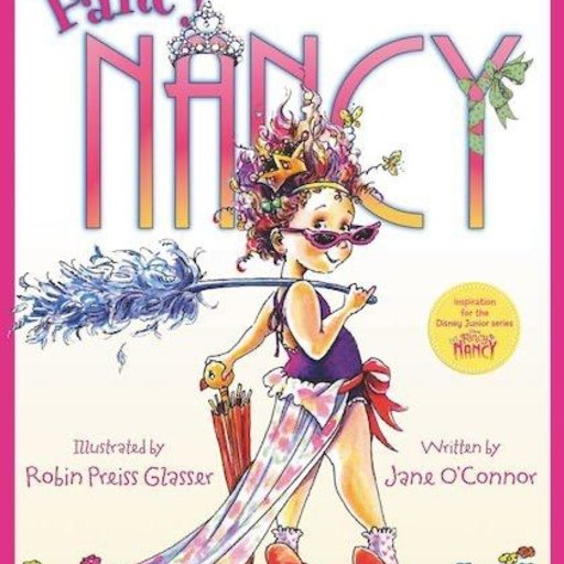 HARPER COLLINS PUBLISHERS FANCY NANCY