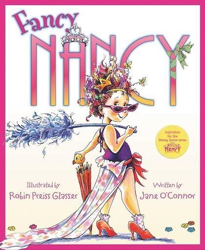 HARPER COLLINS PUBLISHERS FANCY NANCY