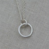 "SWOON GENERATIONS 1 RING 16"" NECKLACE"