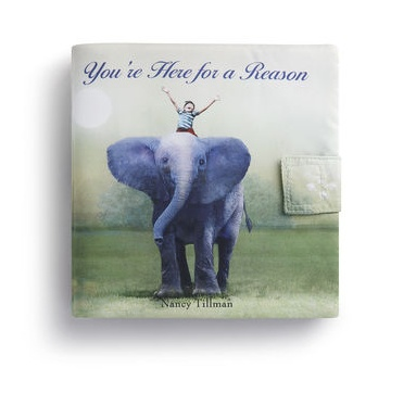 DEMDACO YOU'RE HERE FOR A REASON SOFT STORY BOOK