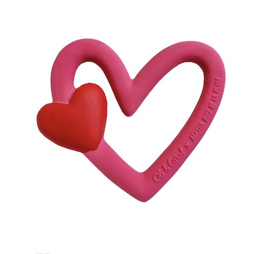 OLI & CAROL AGATHA HEART BRACELET