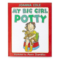 HARPER COLLINS PUBLISHERS MY BIG GIRL POTTY