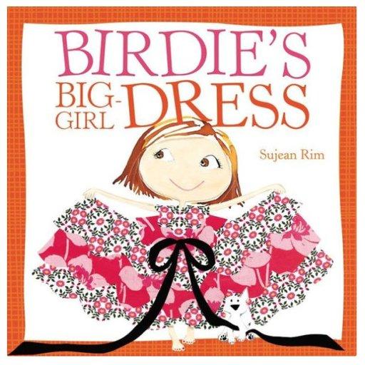 HACHETTE MUDPUPPY BIRDIE'S BIG-GIRL DRESS