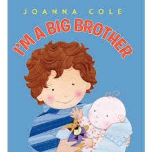 HARPER COLLINS PUBLISHERS I'M A BIG BROTHER