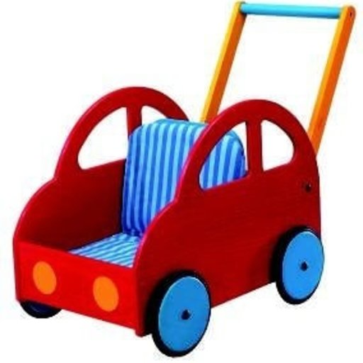 HABA PUSHING CAR WALKER WAGON