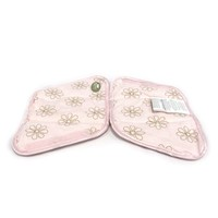 JJ COLE PINK STRAP COVERS