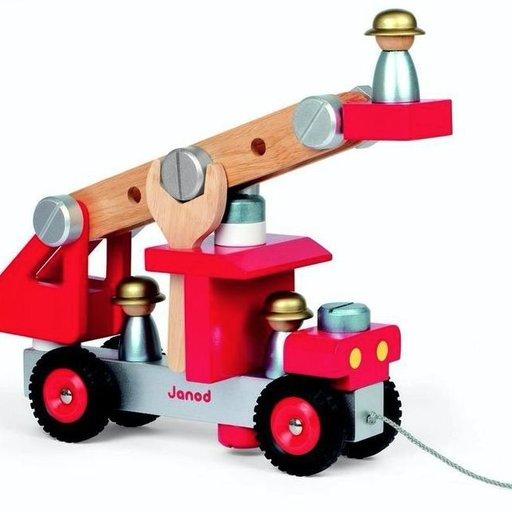 JANOD JANOD DIY FIRE TRUCK