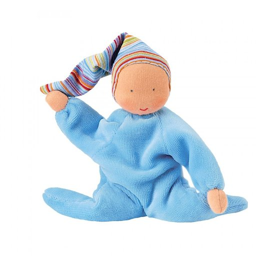 KATHE KRUSE NICKIBABY LIGHT BLUE BABY